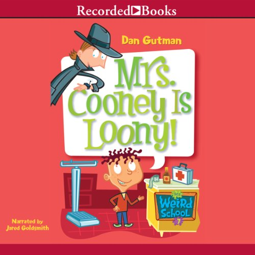 Mrs. Cooney Is Loony audiobook cover art