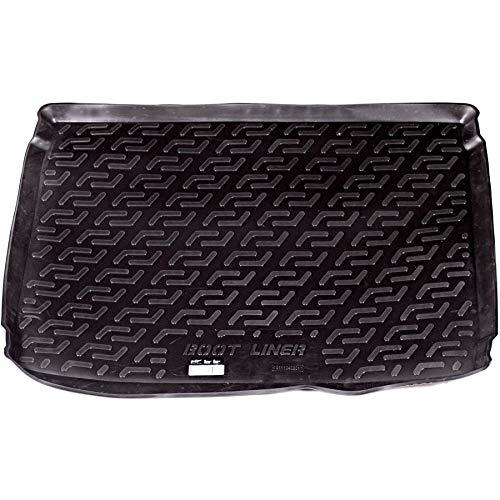 SIXTOL Auto Kofferraumschutz für die Opel Zafira C Maßgeschneiderte antirutsch Kofferraumwanne für den sicheren Transport von Einkauf, Gepäck und Haustier