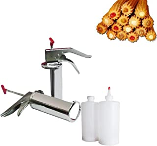 Denshine Churro Filler Machine Commercial Donuts Churrera Churros Filler Filling Machine 1L Churreras Churros Filler Maker Machine Pastry Filling Machine
