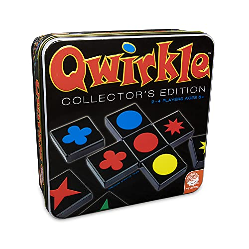 MindWare QWIRKLE_Collectors Juego de Mesa