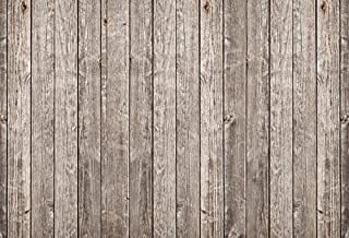 Yeele 10x8ft Retro Wood Board Backdrop Vintage Wooden Floor Wall Photography Background Pictures for Home Party Decor Girl Boy Adult Portrait Photo Booth Shooting Vinyl Wallpaper Studio Props