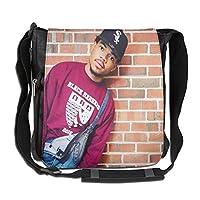 Chance The Rapper メンズとレディースのショルダーバッグ大容量メッセンジャーバッグショルダーバッグシンプルなファッションパーソナリティ