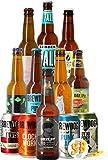 Assortiment ou Coffret de bières - Idée Cadeau - Bières du Monde - Pack de Bière - Noël - Cadeau de Noël (Assortiment IPA)