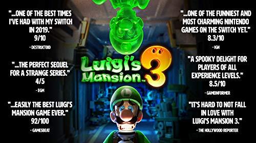 51vqh8UIfRL - Luigi's Mansion 3 - Nintendo Switch