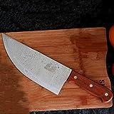 8 pulgadas Professional Acero inoxidable Cuchillo chino Cuchilla de carne Cuchillo de cortar Cuchillo Cuchillos Chef