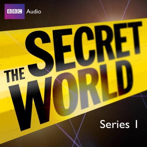 The Secret World audiobook cover art