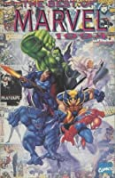 The Best of Marvel 1994 0785100717 Book Cover