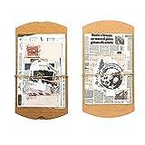 Etiquetas de Viaje Vintage Pegatinas, 60 Piezas Pegatinas de Apel de Álbum de Recortes, Plantas...