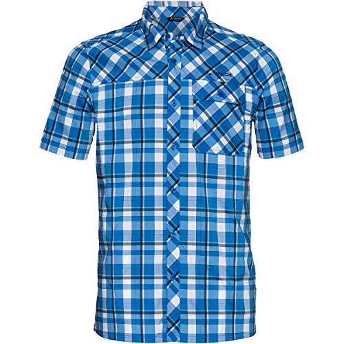 VAUDE Bessat II Chemise pour Homme S Bleu Radiate