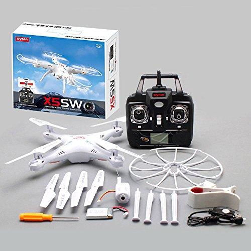Syma Drohne X5SW WiFi FPV RC 2.4Ghz 4CH...
