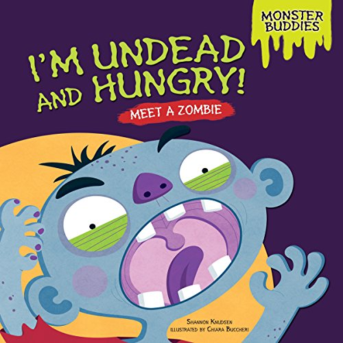 I'm Undead and Hungry! copertina