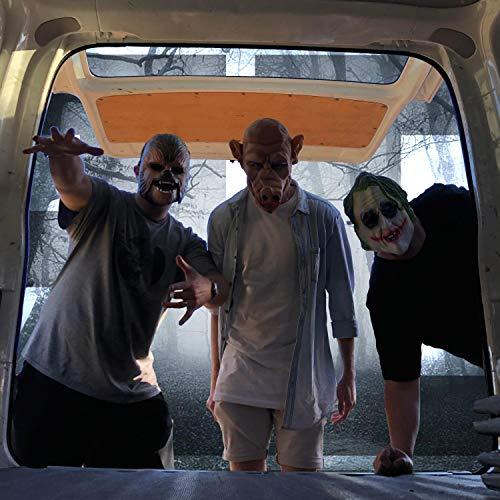 Hiace Hostage (feat. Lord Abortion, Conseps & Lariken) [Halloween Event] [Explicit]