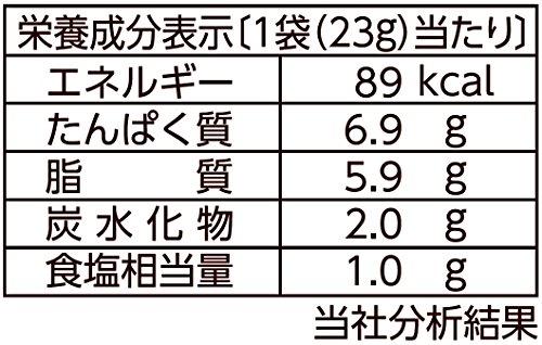 なとり おいしいサラミ 袋23g×2