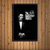wojinbao Godfather Movie Character Series Klassische Kunst