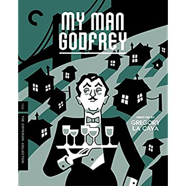 My Man Godfrey [Blu-ray]