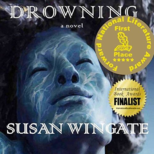 Drowning audiobook cover art