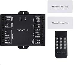 Varadyle Wifi 2 Door Access Control Board Panel Dual Relay Access Control Board 2100 Users Wiegand 26-37 APP Control