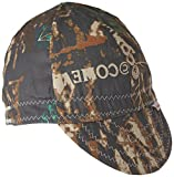 Product Image of the Comeaux Caps 118-2000-C-7-5/8 Deep Round Crown Caps, 7 5/8', Camouflage