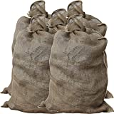 GardenMate 5 Sacos de Yute Universal de 200 g/m2 y 105 cm x 60 cm