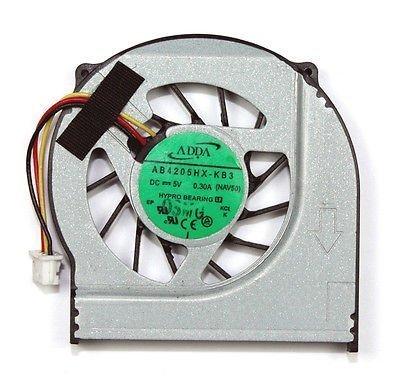Ellenbogenorthese-LQ Ventilador de CPU nuevo ventilador de refrigeración de CPU para Acer Aspire One 532H AO532H NAV50 Mf40050v1-Q040-G99 AT0AE002SS0 AT0AE002AR0 AB4205HX-KB3 Accesorios.