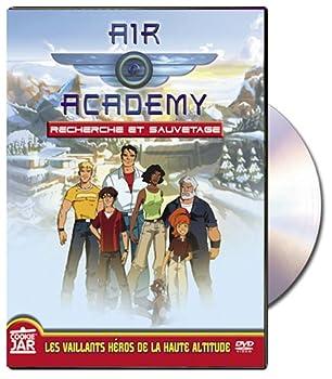 DVD Air Academy (Recherche Et Sauvetage) Book