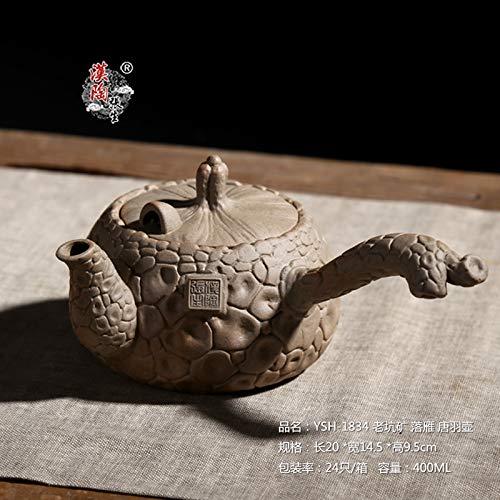Teiera In Ceramica Teiere Viga De Elevación Olla Antigua