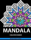 Mandala Coloring Book: Relaxation Series Vol. 3 : Coloring Books For Adults, coloring books for adults relaxation, Meditation Coloring Book for adult, ... Book Mandala, Colorama Publishing (Volume 3)