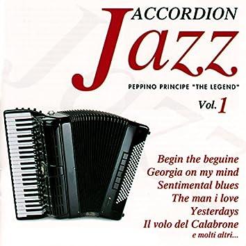 Jazz Accordion, Vol. 1 (Peppino Principe the Legend)