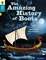 Oxford Reading Tree Word Sparks: Level 9: The Amazing History of Boats