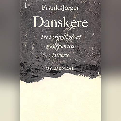 Danskere audiobook cover art