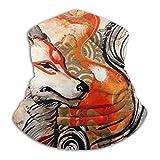 Okami Amaterasu Neck Gaiter Warmer Windproof Face Mask