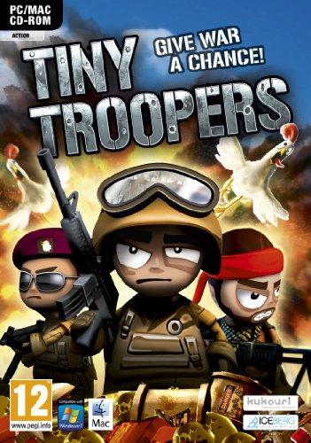 Tiny Troopers (PC Mac CD) [CD-ROM] [Windows Vista | Windows 7 | Windows XP] [Edizione: Regno Unito]