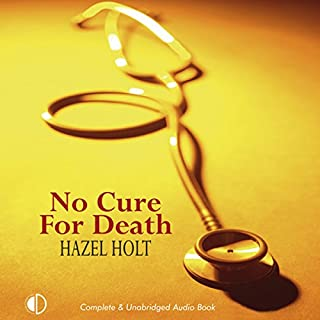No Cure for Death cover art