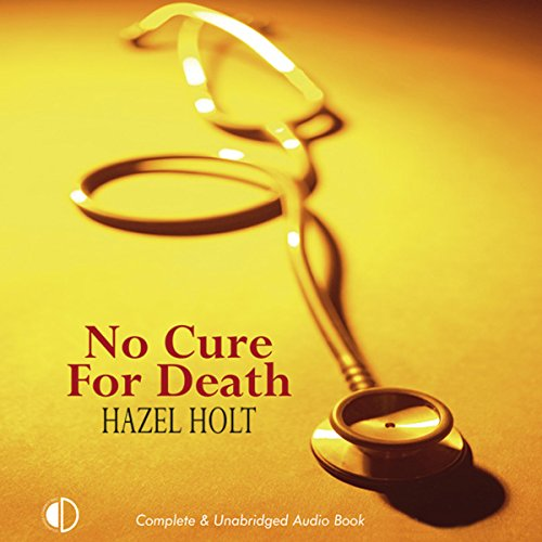 No Cure for Death audiobook cover art