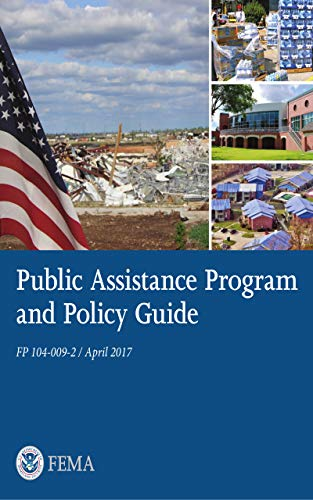 Public Assistance Program and Policy Guide FP 104-009-2 / April 2017 (English Edition)