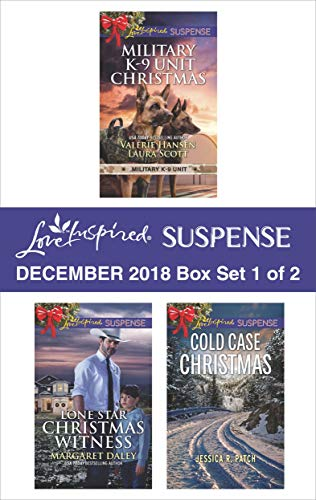 Harlequin Love Inspired Suspense December 2018 - Box Set 1 of 2