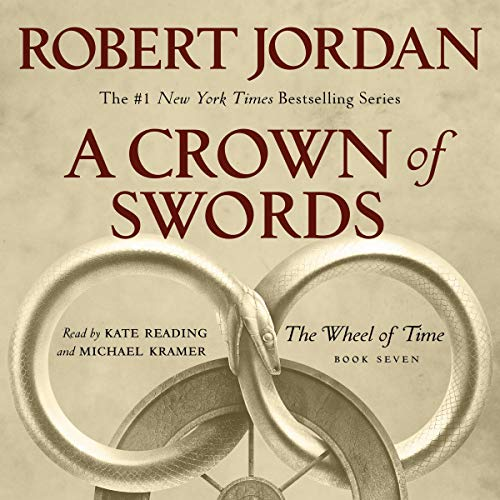 Page de couverture de A Crown of Swords