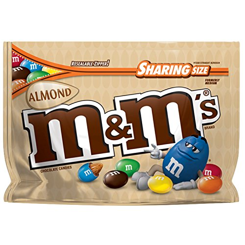 image of Almond M&Ms
