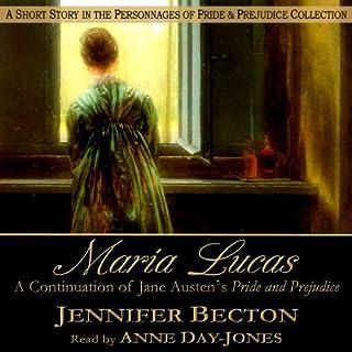 Maria Lucas cover art
