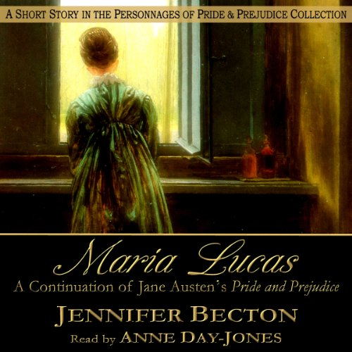 Maria Lucas audiobook cover art