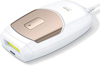 Beurer IPL Long Lasting Pro Hair Removal for Legs, Underarms, Bikini Line, Chest, Professional Results at Home, IPL7500