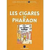Tintin (Les Archives - Atlas 2010) - tome 14 - Les cigares du pharaon