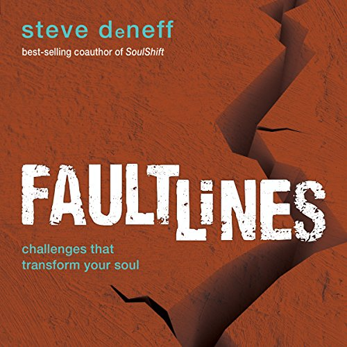 FaultLines audiobook cover art