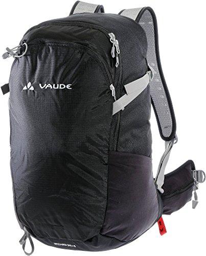Vaude Wizard 24 4 Liter Wanderrucksack 12154-0100 Black