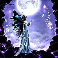 ダイヤモンド絵画クリスタル写真5ddiyダイヤモンド絵画フルスクエア/ラウンドドリル角度刺繡クロスステッチ家の装飾ギフト-30 * 30cm