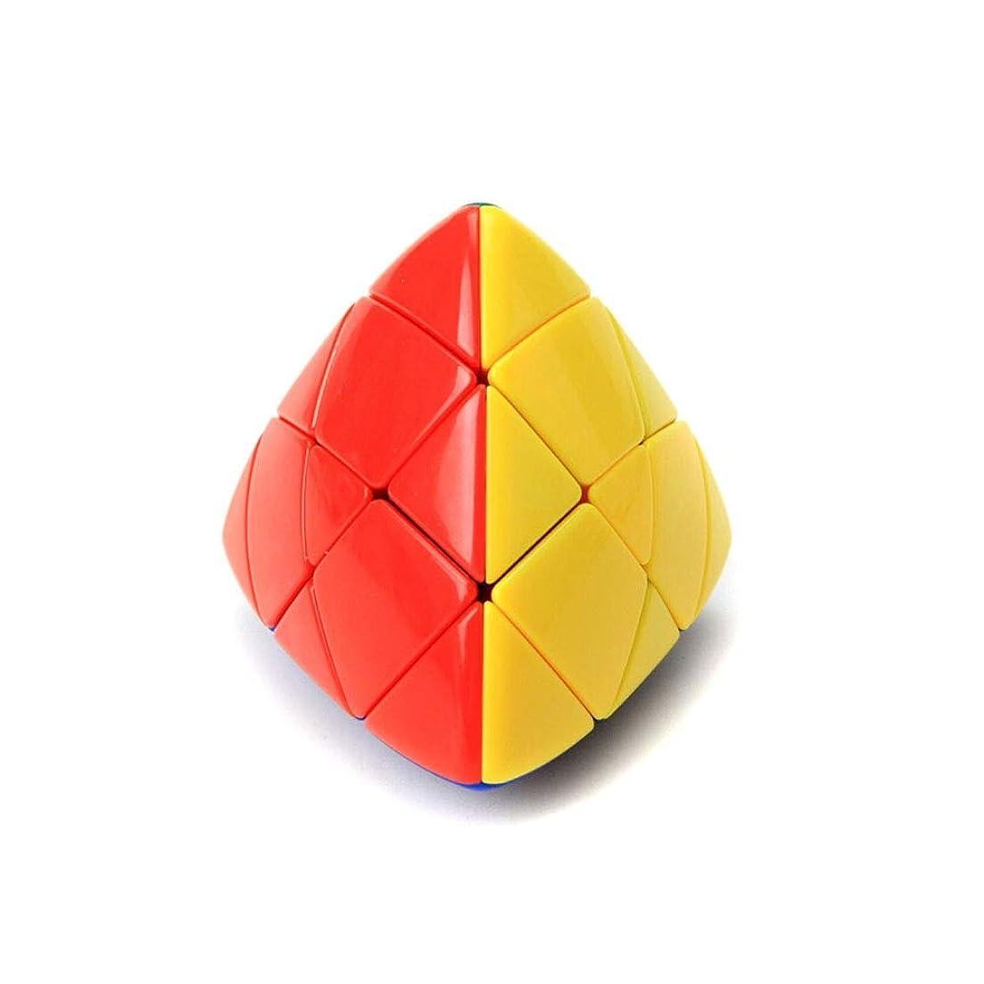 針ノベルティ放置Hongyuantongxun ルービックキューブ、クリエイティブデザインスタイル、安全で環境に優しいABS素材の製造、贈り物としてもお使いいただけます 実用的 (Edition : Third order)