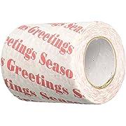 Fairly Odd Novelties Season's Greeting Holiday Novelty Toilet Paper