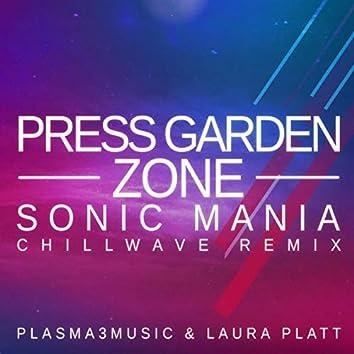 "Press Garden Zone (from ""Sonic Mania"") (Chillwave Remix)"