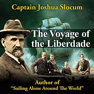 Voyage of the Liberdade cover art