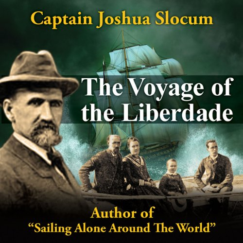Voyage of the Liberdade audiobook cover art